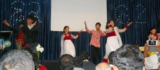 नेपालकै पहिलो मण्डली रामघाटको ६२ औं वार्षिक उत्सव