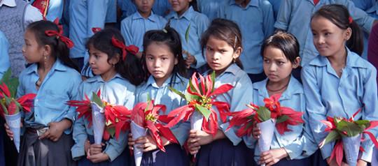 अन्तराष्ट्रिय बाल दिवस भोर्ले रसुवामा विविध कार्यक्रम गरि मनाइयो