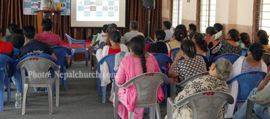 मातृ-शिशु घर निर्माणको लागि आर्थिक संकलन उद्घोषण कार्यक्रम