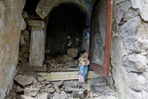 इटालीमा भूकम्पमा ज्यान गुमाउनेको संख्या २४७ पुग्यो
