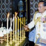 थाइल्याण्डका राजा भुमिबोल अदुल्यादेजको ८८ वर्षको उमेरमा निधन