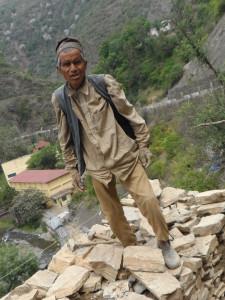 A Nepali Migrant