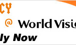 Vacancy at World Vision Nepal