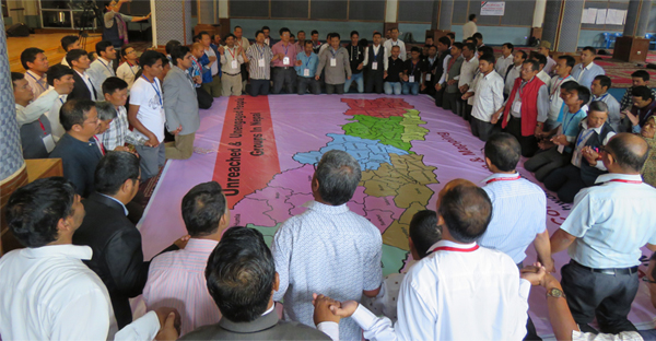 Nepal Christian Society General Convention Concludes