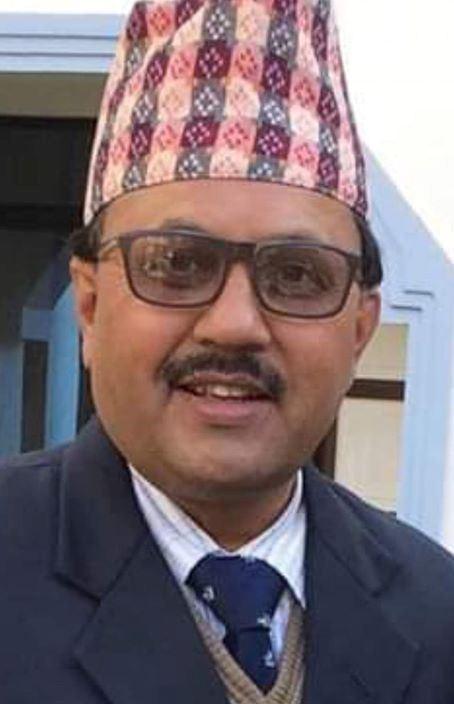 पास्टर श्री रामचन्द्र गौतम